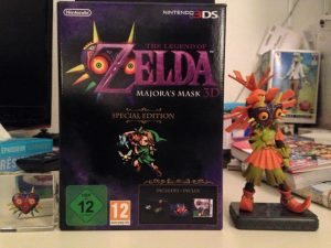 Zelda : Majora's Mask Special Edition