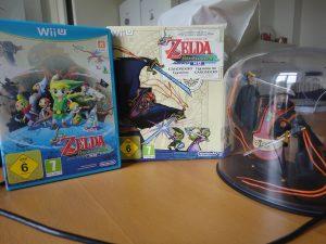 Edition collector de Zelda The Wind Waker HD