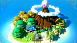 Artwork de Cocolint - Zelda Link's Awakening