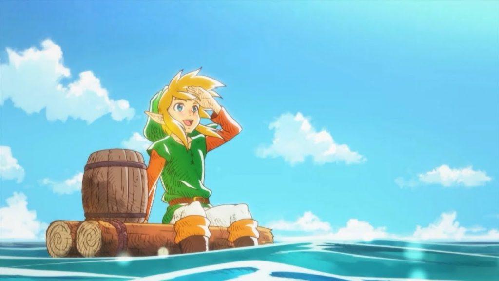 Ending Link's Awakening Switch