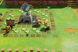 Link et Marina - Link's Awakening