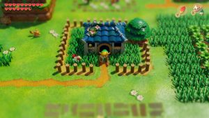 Village des Mouettes - Zelda Link's Awakening Switch