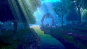 Autel au fond de la Forêt de Sleepwood