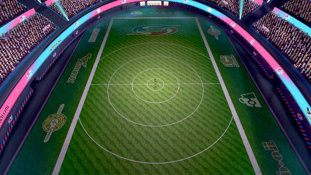 Stade à Galar