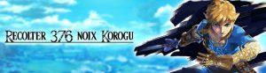 Phase I : les noix Korogus