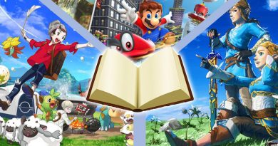 Scénario Mario, Pokémon et Zelda