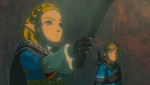 Aperçu de Link et Zelda - Teaser de BOTW 2