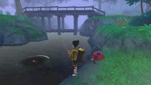 Partie de pêche dans la Forêt Flexion - Isolarmure