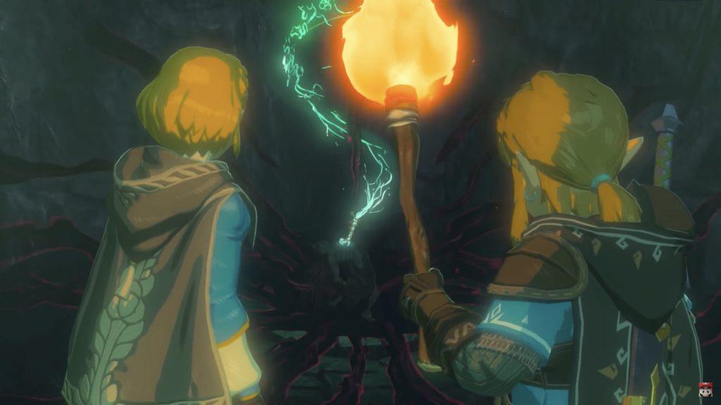 Aperçu de la suite de Zelda BOTW