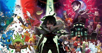 Artworks Pokémon X, Y, Rubis Oméga, Saphir Alpha et Ultra Soleil et Ultra Lune