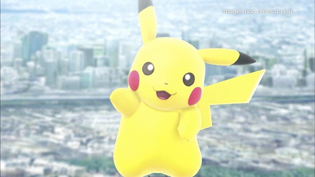Présentation de Pokémon X et Y par Pikachu