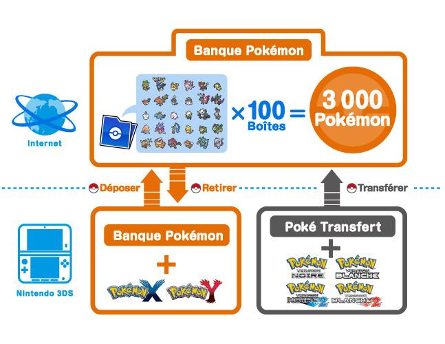 Schéma Banque Pokémon