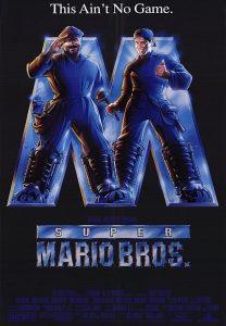 Affiche Super Mario Bros (1993)