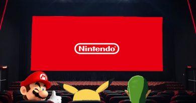 Nintendo au cinéma - Mario, Pikachu & Link