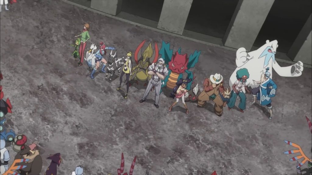 Pokémon Générations - Champions d'Unys