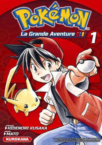 """Pokémon """"La Grande Aventure"""" - Tome 1"""