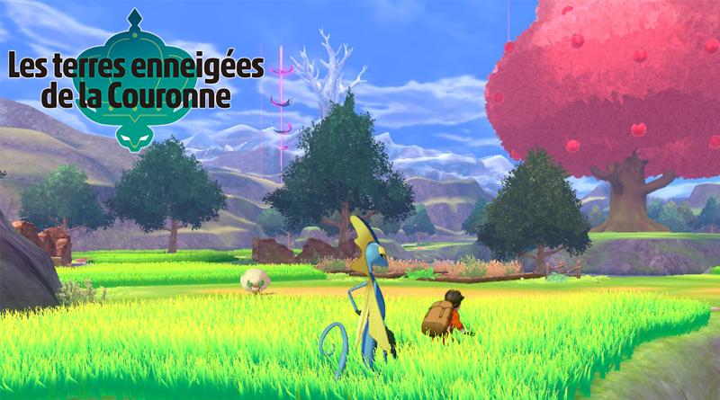 Butte Bynarbre - Couronneige, Pokémon Épée