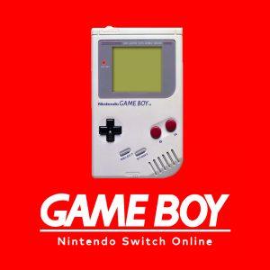 Montage de l'hypothétique icône du GameBoy Switch Online