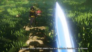 Link VS Astor - Hyrule Warriors : l'Ère du Fléau