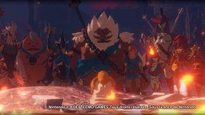 Zelda, les Prodiges et les héros du futur - Hyrule Warriors : l'Ère du Fléau