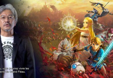 Aonuma et Hyrule Warriors : l'Ère du Fléau