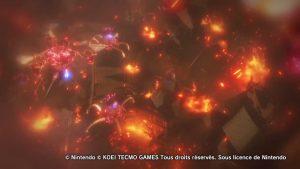 Attaque de Gardiens - Hyrule Warriors : l'Ère du Fléau