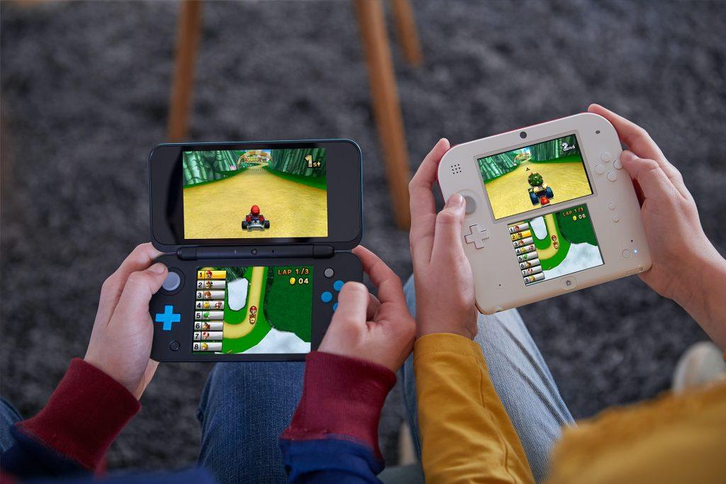 Livingshoot de la New Nintendo 2DS XL