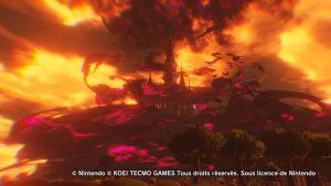 Réveil de Ganon le Fléau - Hyrule Warriors : l'Ère du Fléau
