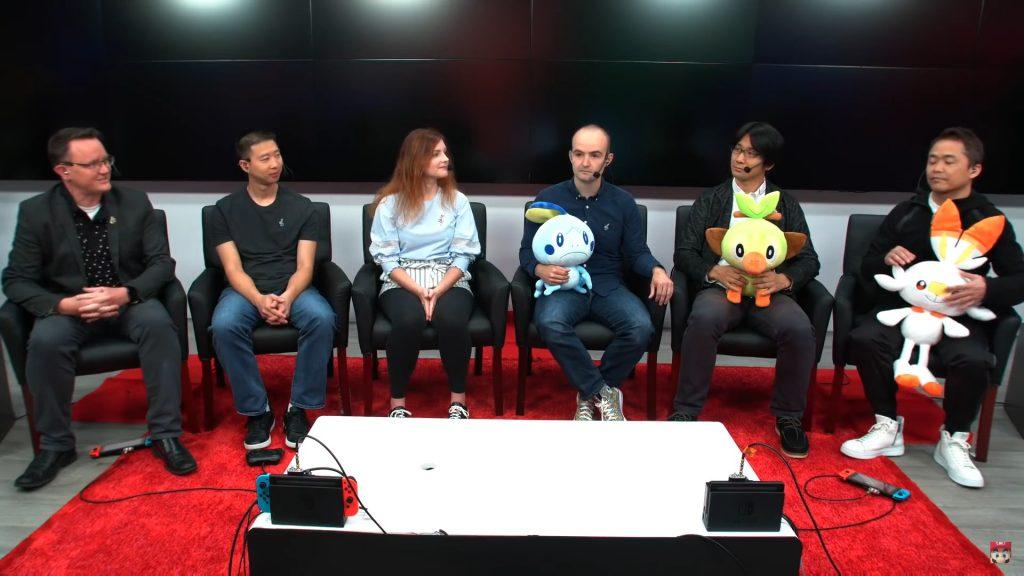 Treehouse - E3 2019 sur Pokémon Épée et Bouclier