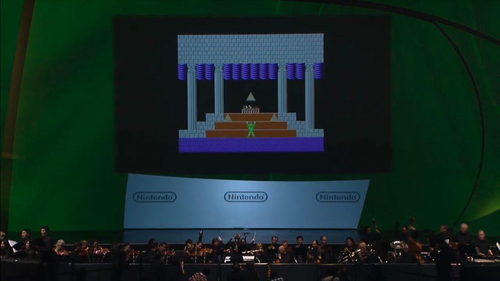 Medley de musiques de Zelda - E3 2011