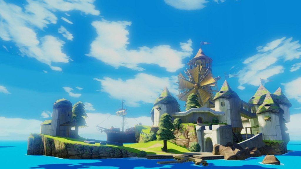 Mercant'Île- Zelda : The Wind Waker