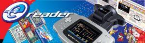 Visuel de l'e-Reader de Nintendo Australia