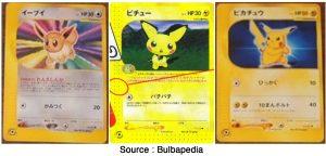 Cartes-e Pokémon présentées au GBA Product Announcement Meeting