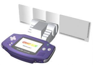 Prototype 3D du fonctionnement du Card e-Reader au GBA Product Announcement Meeting